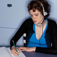 Работа оператором на телефоне— стресс или школа жизни?